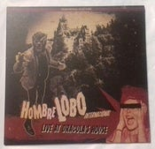 "Image of 10"" LP. Hombre Lobo Int : Live At Dracula's House."