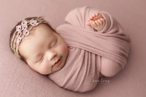 Image of Cashmere Cozy Wrap - antique rose