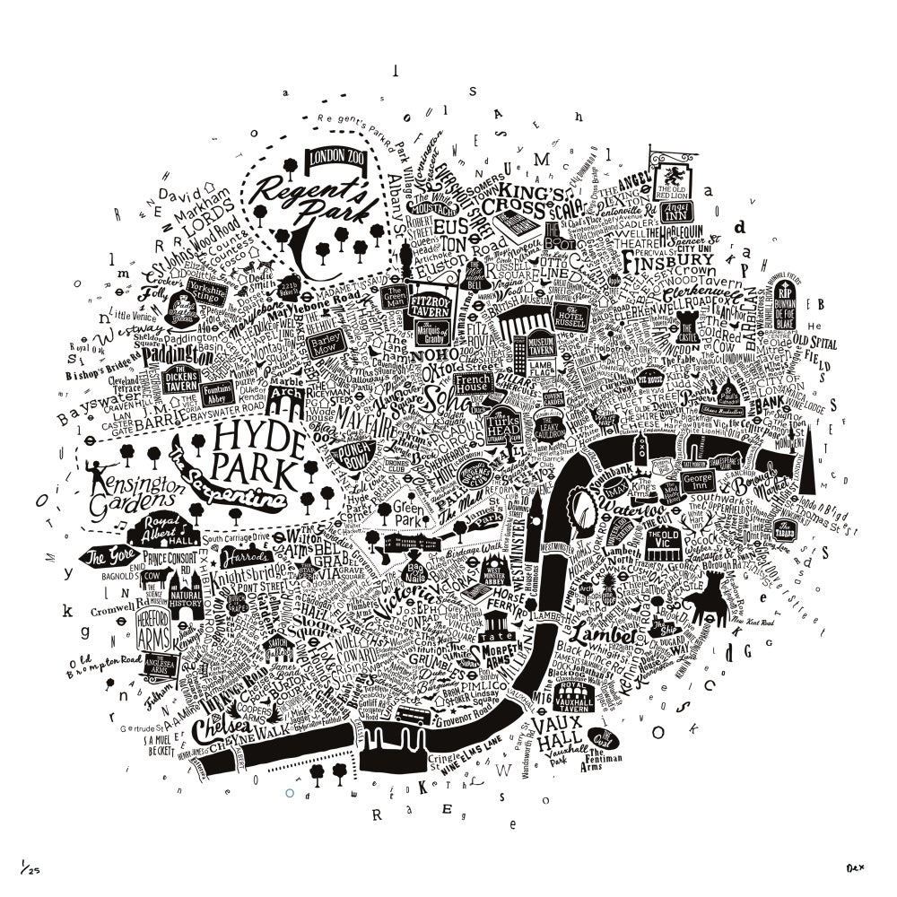 Pubs Of Literary London (White)