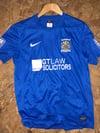 Match Worn 2012/13 Alex Meaney Home Shirt