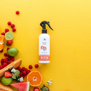 Slick Kids Plant Based Hair Detangler in Mandarin and Grape