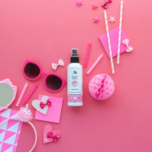 Slick Kids Plant Based Alcohol Free Hair Spray in Calming Lavender and Fresh Lime