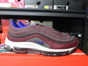 "Image of Air Max 97 ""Racer Blue/Night Maroon"""