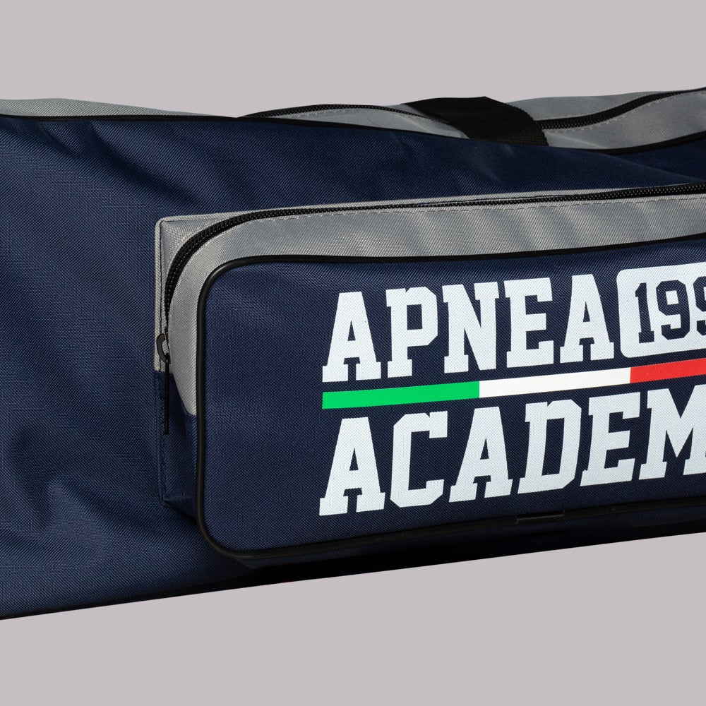 NEW DOUBLE FINS BAG NAVY
