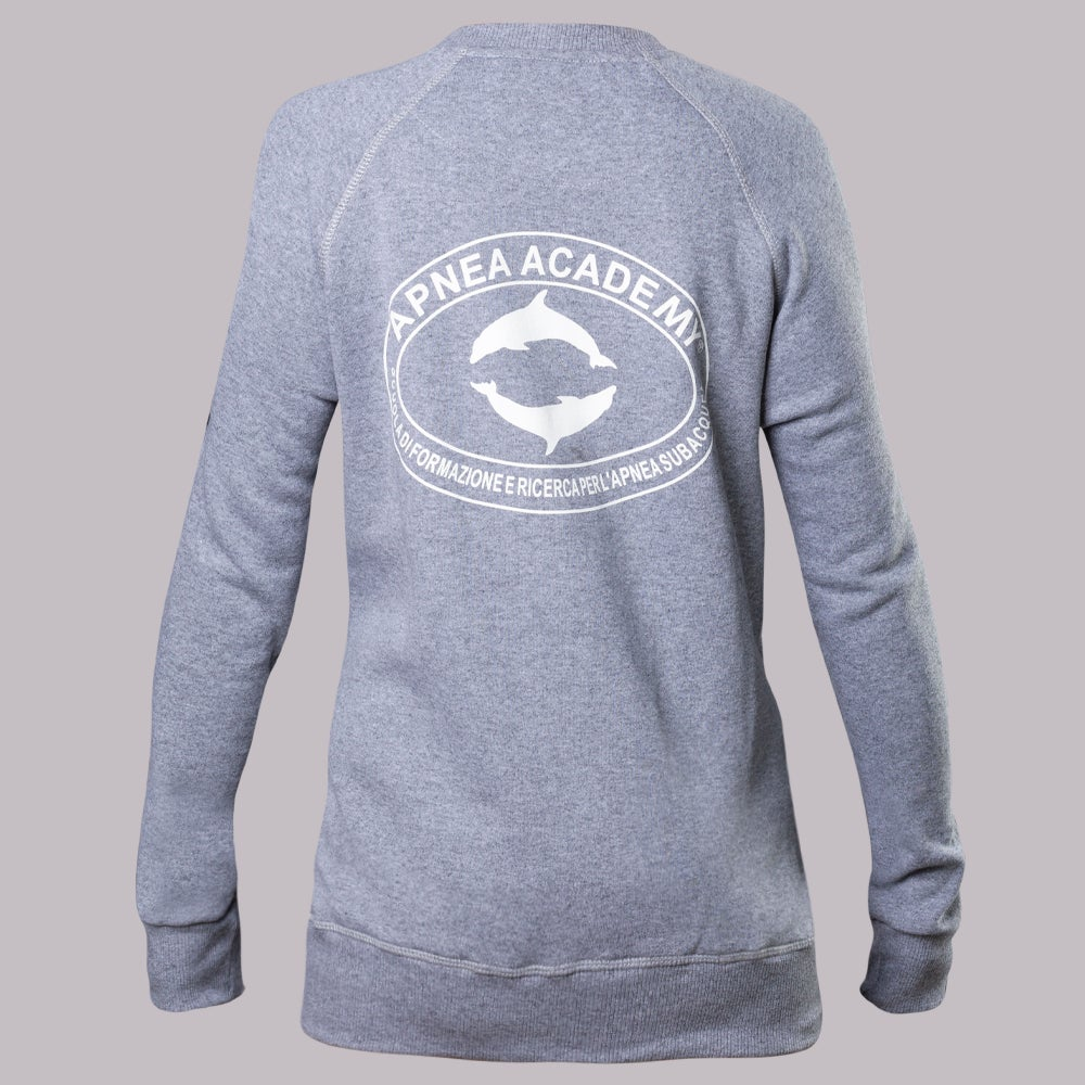CREWNECK SWEAT GREY