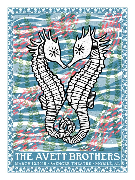 Image of The Avett Brothers Mobile 3.12.2019