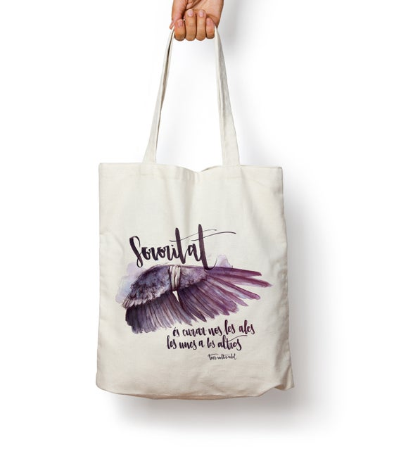Image of TOTEBAG SORORITAT
