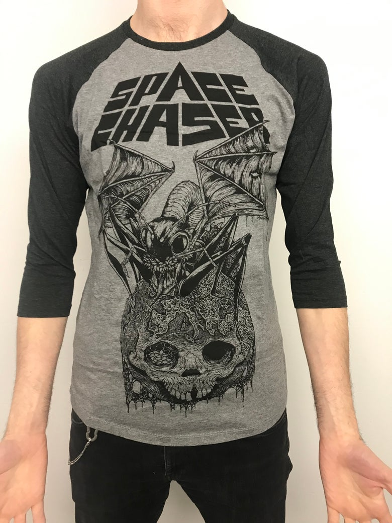 Image of Insectocaust Raglan Shirt