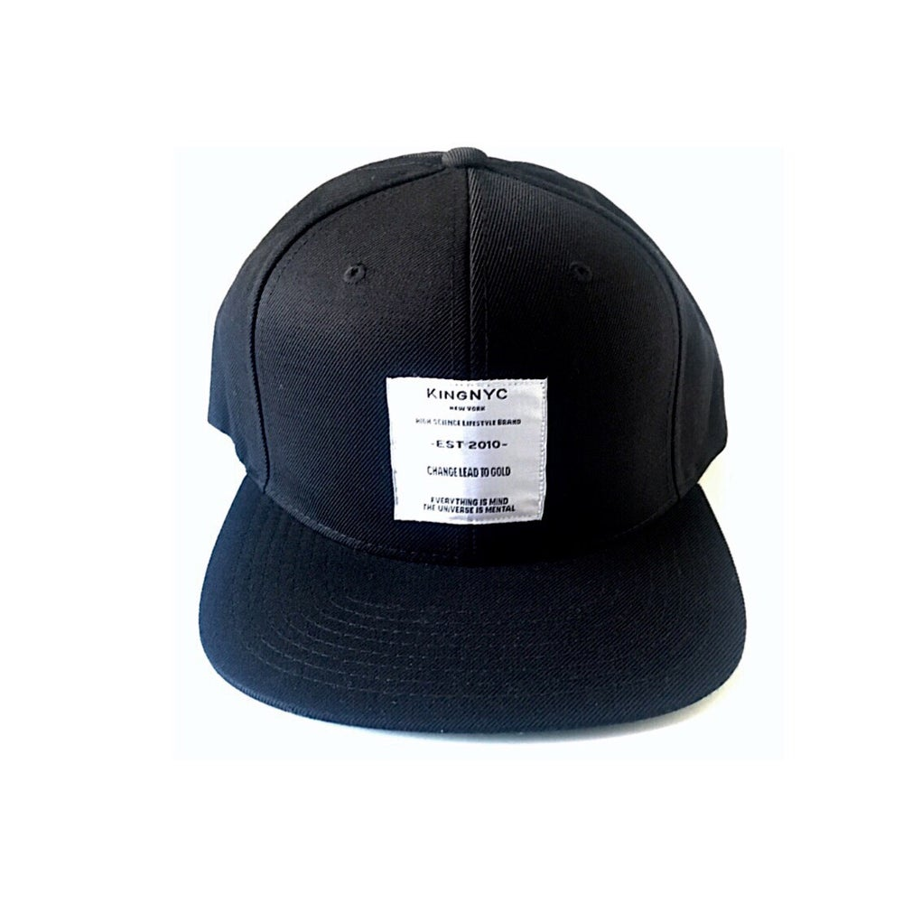 Image of KingNYC H.S. Signature Snapback