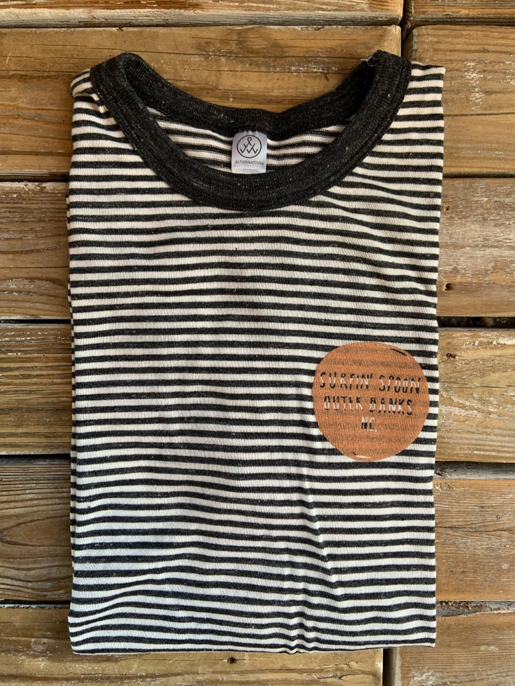 Image of Striped Tee