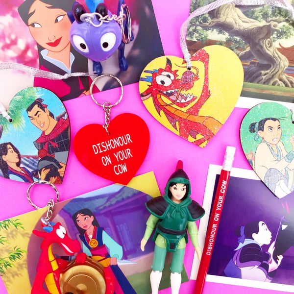 Image of Mulan Mystery Box
