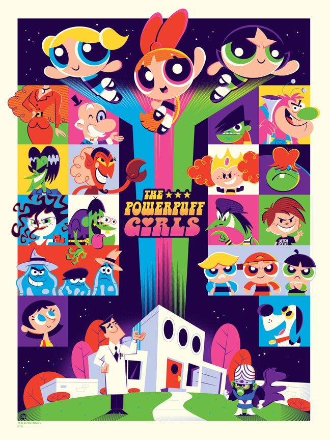 Image of Power Puff Girls