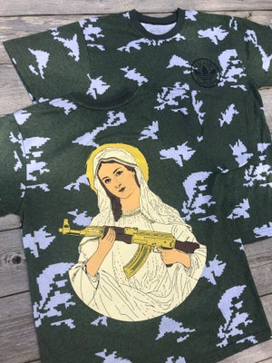 Image of Our Lady Shirt OR Tank