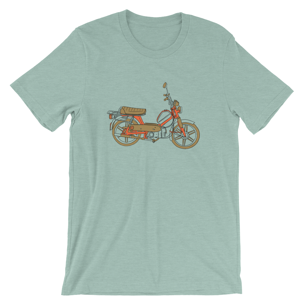 Image of Gear Warship - Kreidler Flory T-Shirt