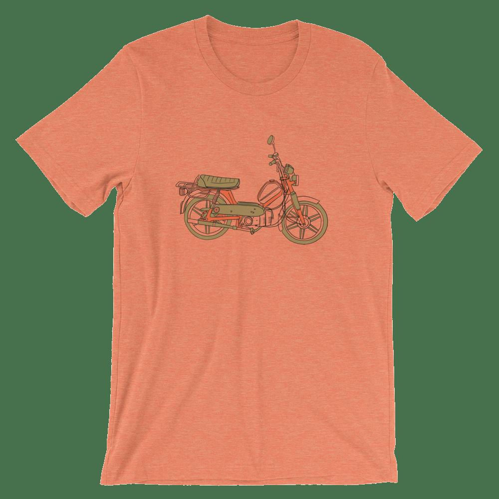 Image of Gear Warship - Kreidler Flory T-Shirt