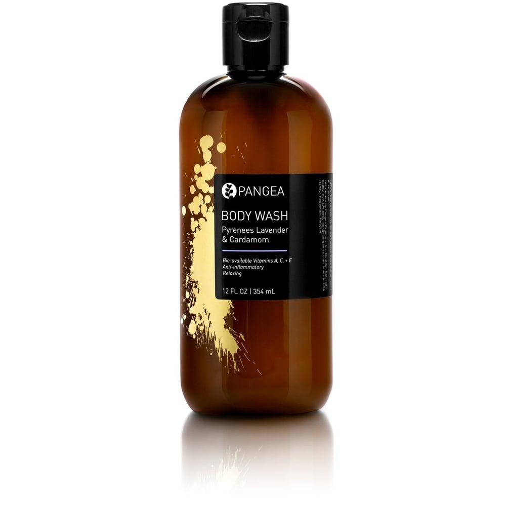 Image of Pangea Organics Body Wash - Pyrenees Lavender & Cardamom
