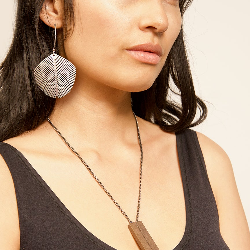 Image of Oropopo Cottonwood Earrings