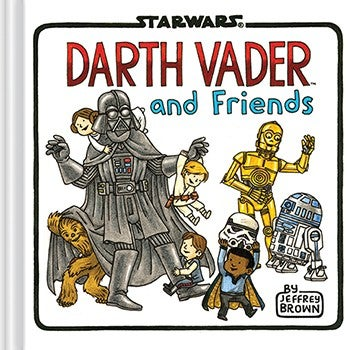 Image of Darth Vader and Friends
