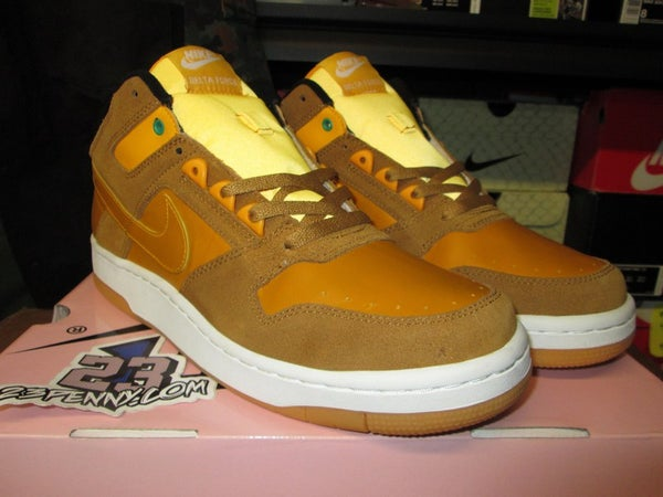 "Nike SB Delta Force 3/4 x Supreme ""Del Sol"" - SIZE11ONLY - BY 23PENNY"