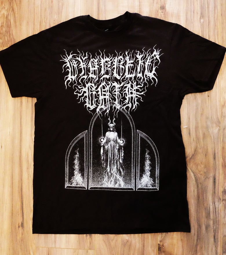 Image of Diabolic Oath T-Shirt SPIRAL OCCULTISM