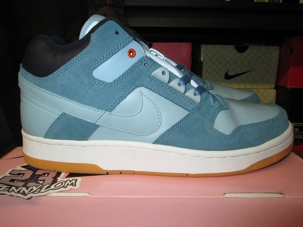 "Nike SB Delta Force 3/4 x Supreme ""Aspen Blue"" - SIZE11ONLY - BY 23PENNY"
