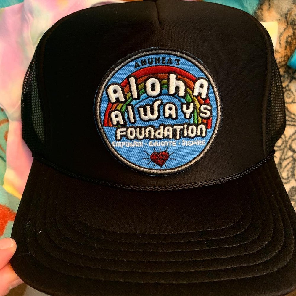 Image of Aloha Always Foundation Hat