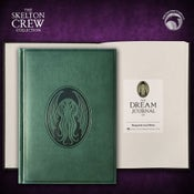 Image of The Skelton Crew Collection: Cthulhu dream journal!