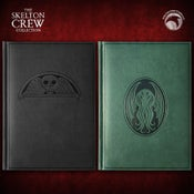 Image of The Skelton Crew Collection: Pair of Awesome — Epitaph and Cthulhu journals!