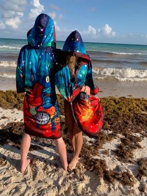 Completely Bonkers - Bassfrog Kimono
