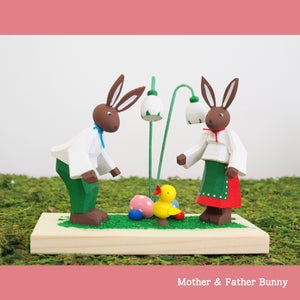 Image of Easter Bunnies