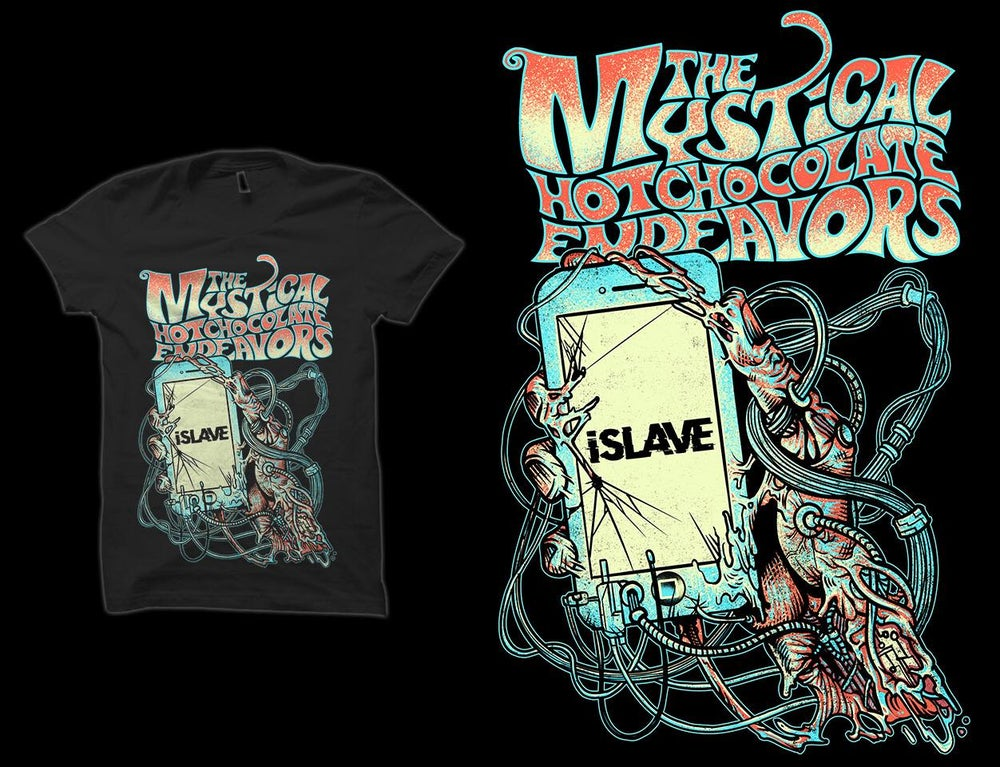 Image of iSlave T-shirt