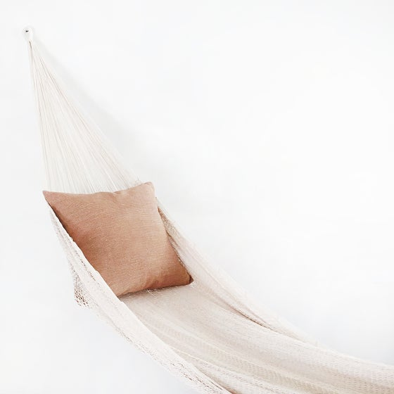 Image of Descanso Handmade Fine Cotton Hammock