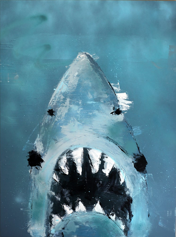 "Image of ""Jaws"" Original"