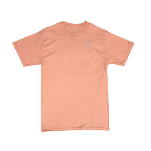 Image of phillymade. hanes beefy tee candy orange