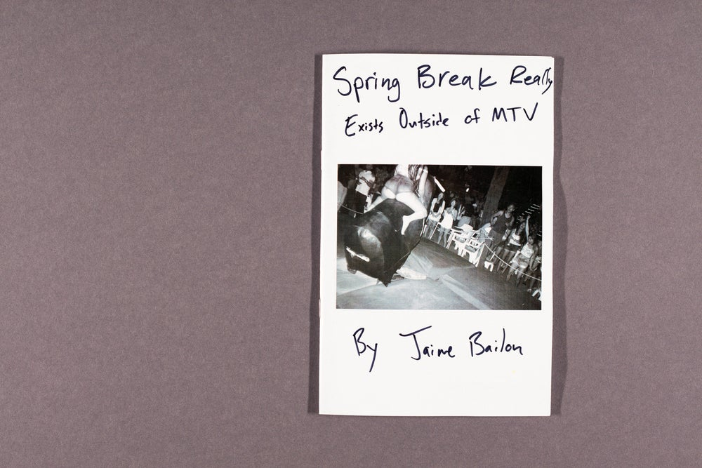 Image of Spring Break Really Exists Outside of MTV