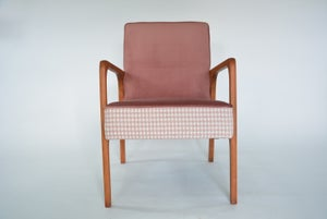 Image of Fauteuil KARD rose collection Capsule