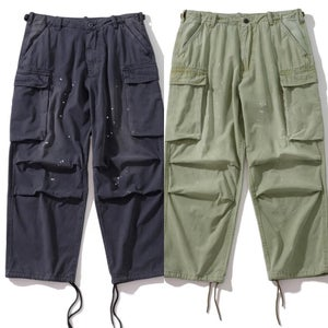 Image of INHERE 七週年 MILITARY PANTS V2 (潑墨版)
