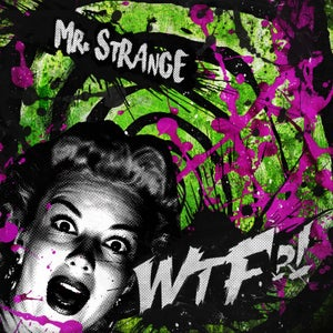 Image of Mr. Strange - WTF?! (Best of Mr. Strange) CD album
