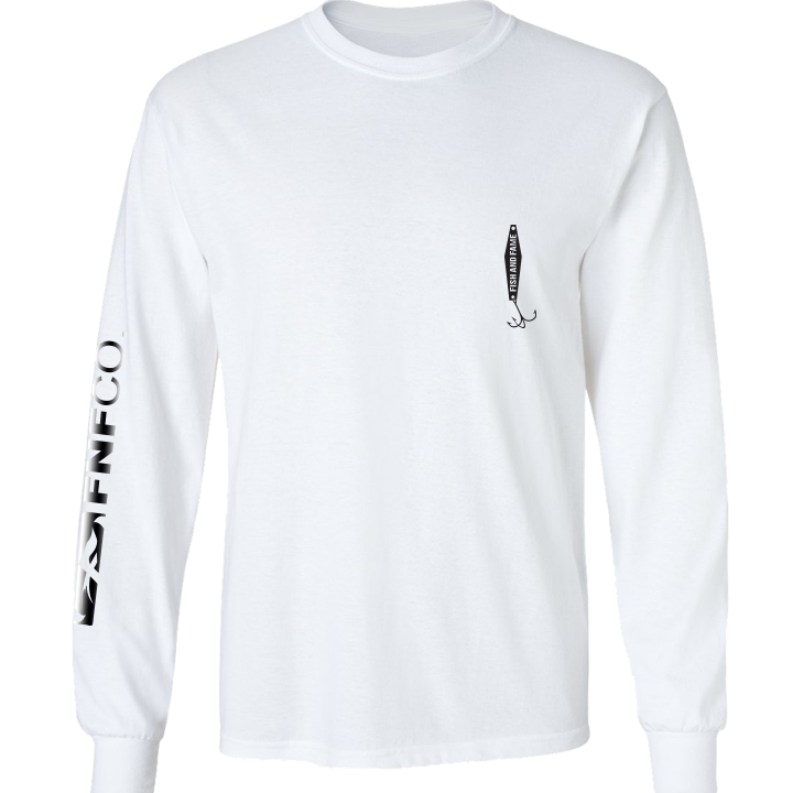 Image of CA-JIG Long Sleeve (white)