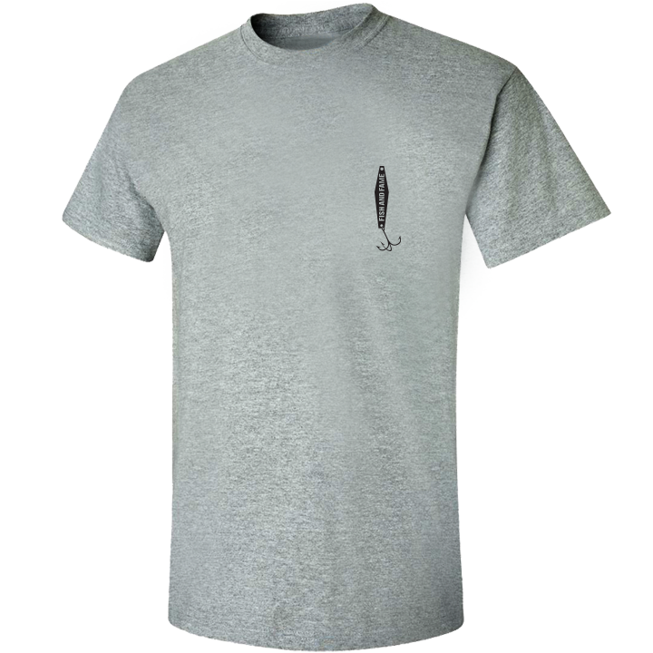 Image of CA-JIG Tee (sports grey)