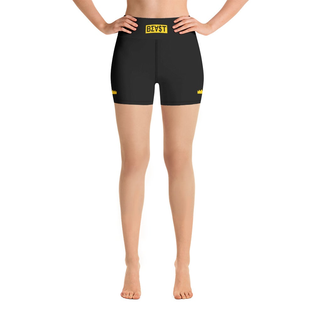 Image of Beast Yoga Shorts
