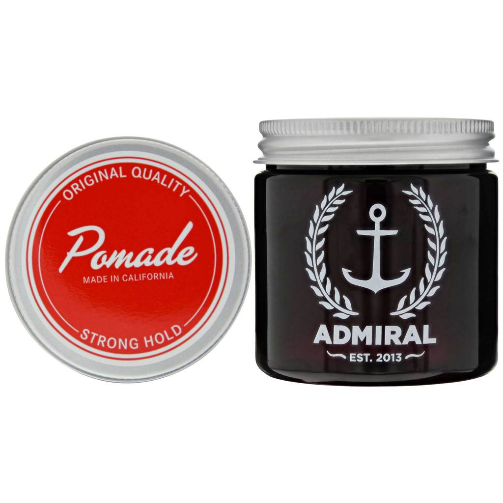 Image of Admiral Classic Pomade Strong Hold 4 oz.
