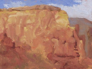 Image of Red Cliff at Ghost Ranch
