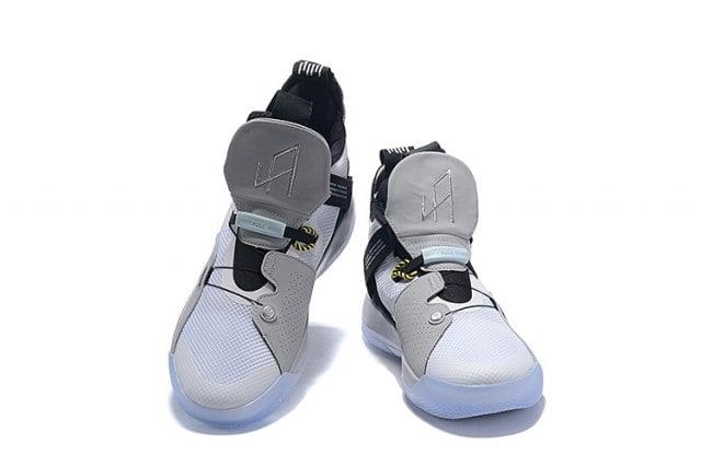 49e698d3f8cec5 Image of Mens Air Jordan 33 XXXIII Future of Flight White Grey Black  Basketball Shoes