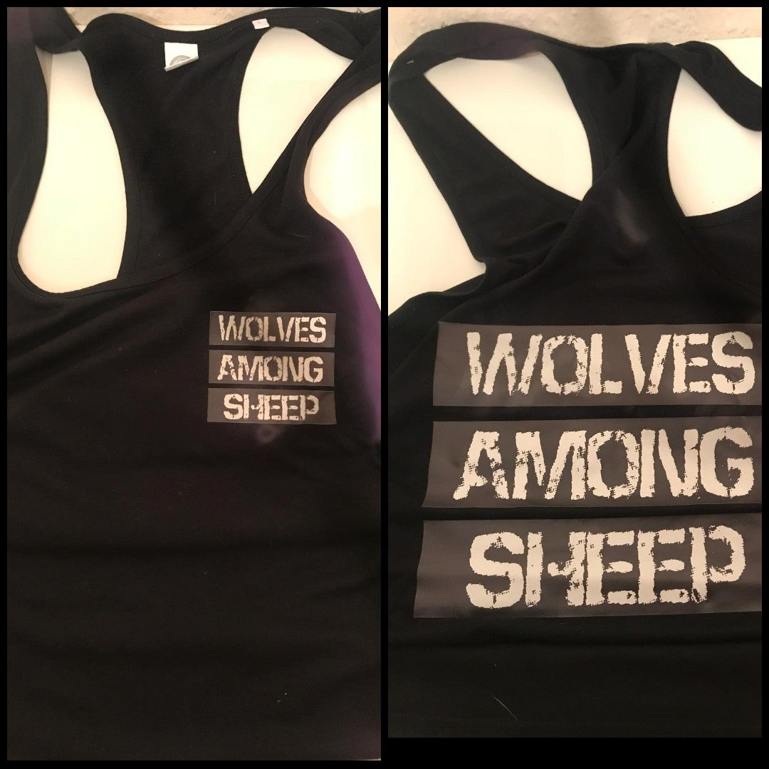 Image of The 'Stringer' - Mens Racerback vest