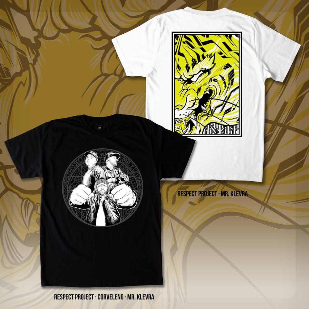 Image of Combo Pack - Cor Veleno & Ostile Tiger