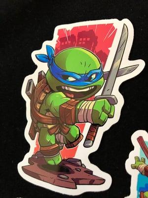 Image of Cowabunga 5 Premium Sticker Pack!