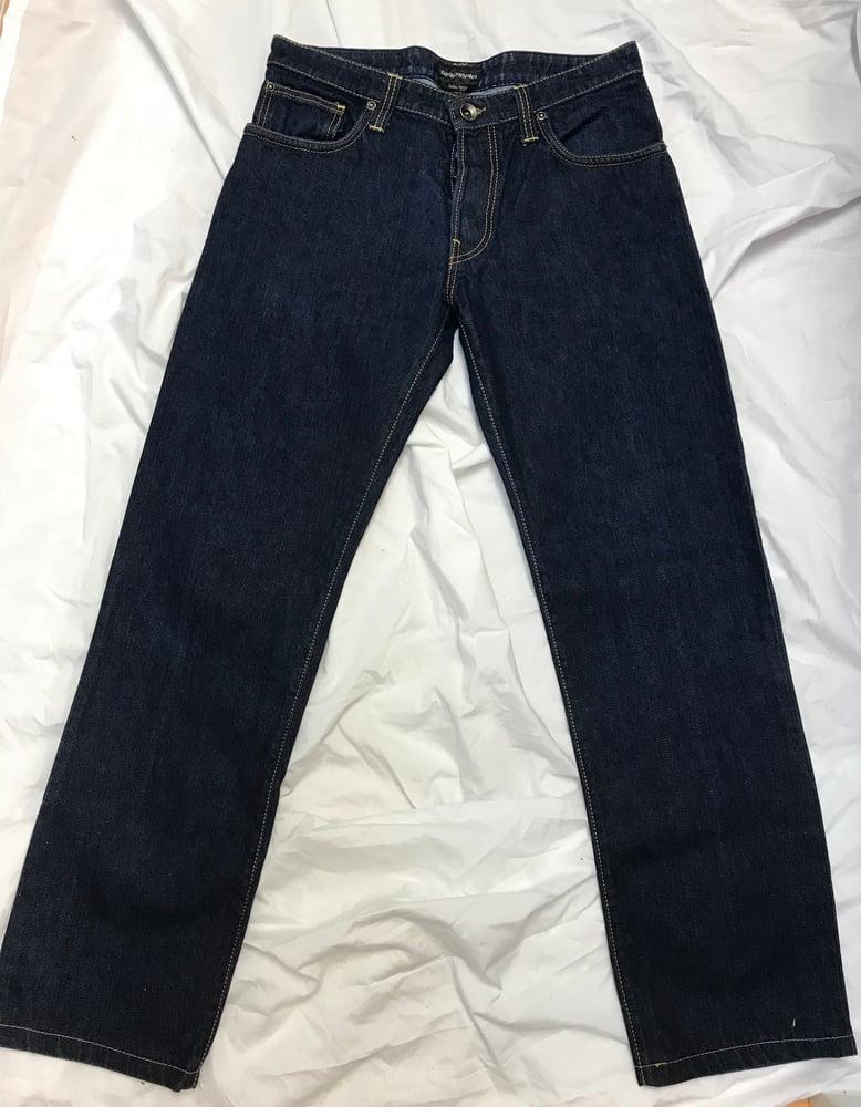 Image of Emporio Armani Classic Denim Men's Jeans