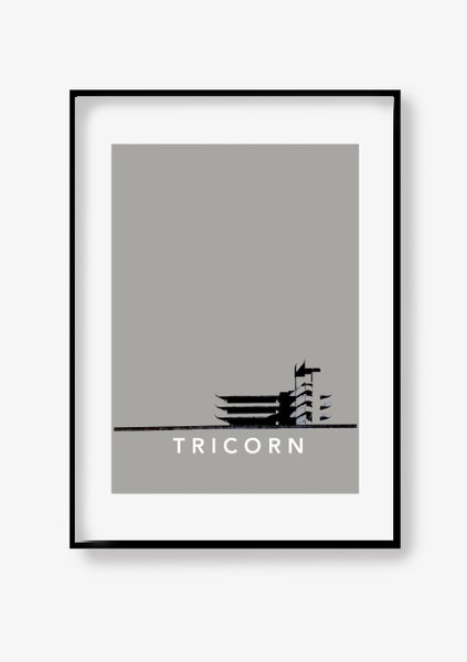 Image of Tricorn Poster