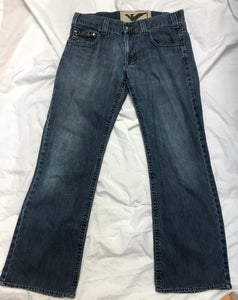 Image of Emporio Armani Faded Men's Jeans